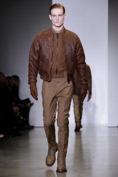 Image - Calvin Klein @ Milan Menswear A/W 2014 - SHOWstudio - The Home of Fashion Film