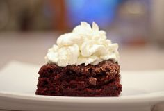 Chocolate Chocolate Chip Wacky Cake and A Review of Piece of Cake! | The Spiced Life