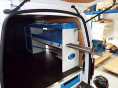 Van Portfolio - Volkswagen Caddy Maxi L2 2014 - Van Racking Solutions