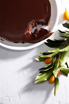 Recipe: Mark Best's chocolate tart: The Sydney chef shares his best chocolate tart recipe with Vogue Living.