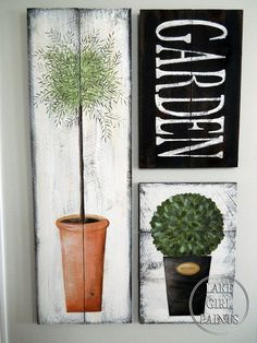 Hometalk :: Rustic Fence Boards are just a few dollars (or free!)  It is such…