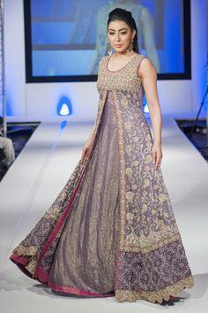 Shazia Kiyani Pakistan Fashion Extravaganza Collection - That dress tho Pakistani Wedding Dresses, Pakistani Bridal, Pakistani Outfits, Indian Dresses, Indian Outfits, Bridal Dresses, Indian Bridal, Red Lehenga, Anarkali