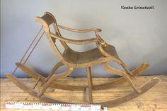 keinutuoli, Alahärmän kotiseutumuseo. Native Country, Rocking Chairs, Finland, Nativity, Home Decor, Museum, Rocking Chair, Decoration Home, Room Decor