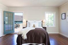 Bedroom in Crocker Highlands Home