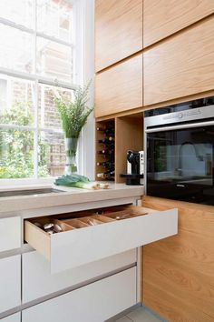 the orangery style kitchen suits busy family life
