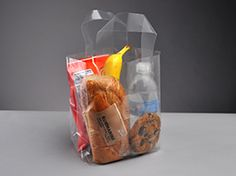 Soft loop handle bags, #UniversalPlastic is leading manufacturer and supplier from California, USA offers soft loop handle plastic shopping bags, clear frosted soft loop handle bags in different sizes at wholesale prices to match your need. #manufacturer #supplier #plasticbags #shoppingbags #handlebag