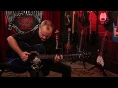 "Andy McKee - ""Myth Maker"" Ernie Ball Set Me Up Session - YouTube"