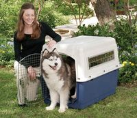 airline dog carriers calculator from Animal Instinct