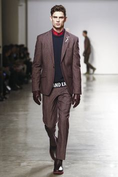 Perry Ellis Ready To Wear Fall Winter 2015 New York