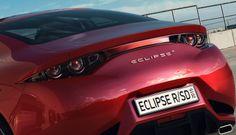 2015 Mitsubishi Eclipse R/SD Concept #Mitsubishi #Eclipse #Rvinyl ========================== http://www.rvinyl.com/Mitsubishi-Accessories.html