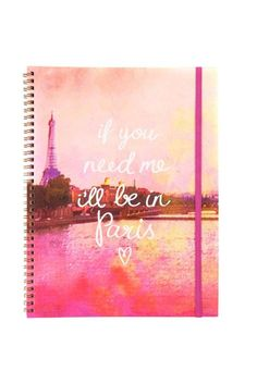 Paris themed stationary, and everything, is adorable and pretty. Can't wait to use my Paris washi tape!