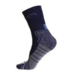 SANTO Wicking Thicken Breathable Cycling Crew Socks Hiking Camping Running Sports Sock Ciclismo Bicicleta Men's MTB Socks