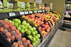 Shop for your organic and natural health food groceries at Better Health Markets in Michigan!