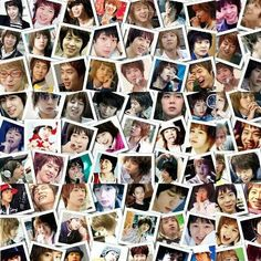 Many faces of Park Yoochun.
