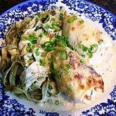 Absolutely Delicious Stuffed Calamari Recipe | Allrecipes Calamari Recipes, Squid Recipes, Fish Recipes, Seafood Recipes, Cooking Recipes, Salmon Recipes, Seafood Dinner, Fish And Seafood, Gourmet
