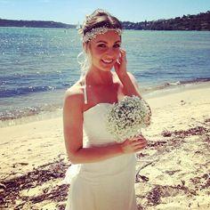 Viktoria Novak headpiece - Amaze...