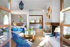 decoração estilo mediterraneo