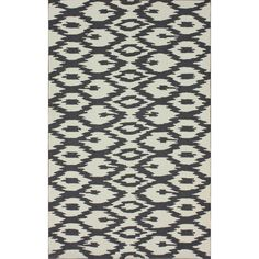 Have to have it. nuLOOM Noemi Ikat Area Rug - $171.99 @hayneedle