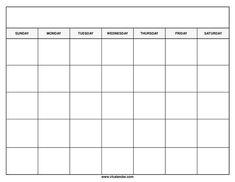 Blank Calendar Blank Monthly Calendar Template, Blank Calendar Pages, Daily Calendar Template, Kids Calendar, 2021 Calendar, Calendar Printable, December Calendar, Calendar Ideas, February