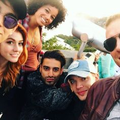 Another Selfie from the Niagara Falls-Trip🗻❤➰ #Shadowhuntersseason2