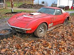1971 Corvette LS6