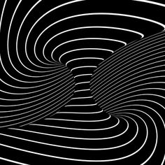 Here is a new selection of hypnotic and psychedelic animated GIFs of David Szakaly, aka Davidope, who leads our eyes in some strange and fascinating infinite Illusion Kunst, Illusion Gif, Op Art, Animation, Les Gifs, Gif Animé, Animated Gif, Psychedelic Art, Optical Illusions