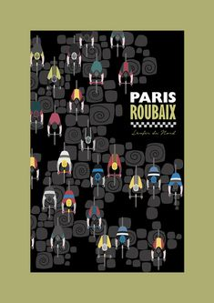 The Monuments - Paris Roubaix