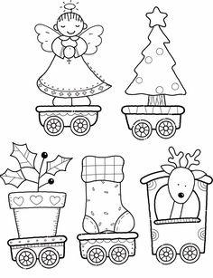 Oi gente amiga!   A ideia de fazer um comboio de natal é bastante interessante.   Com ela trabalhamos a amizade e partilha entre os alunos,...