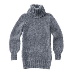 Strickmuster: Rollkragenpullover stricken - Anleitung und Schnitt The Effective Pictures We Offer Yo Loom Knitting Projects, Knitting Patterns, Beautiful Crochet, Capsule Wardrobe, Knit Cardigan, Knit Crochet, Men Sweater, Turtle Neck, Clothes