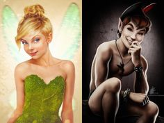 Disney Princesses As Real Babes And Their Underwear Model Princes | BAD HAVEN