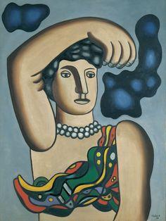 | Fernand Léger | Marie l'acrobate (María la acróbata) | 1936 | Óleo sobre tela | 130 x 97 cm. Marco: 162,5 x 130 x 10 cm. | Inv. 8883 | http://www.mnba.gob.ar/coleccion/obra/8883 |