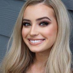 170 Likes, 24 Comments - Oregon Makeup Artist Soft Bridal Makeup, Natural Wedding Makeup, Natural Makeup, Makeup Artistry, Makeup Ideas, Chair, Model, Beauty, Instagram