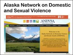 Alaska Network on Domestic and Sexual Violence . . .  (907) 586-3650  http://www.andvsa.org/ #domesticviolence #AKdomesticviolence #domesticabuse