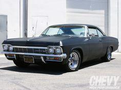 1965 Chevy Impala | 1965 Chevy Impala Ss Aftermarket Head Lights