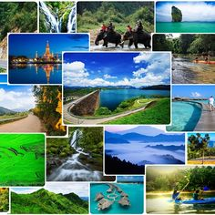 Thailand Tourism websites, beautiful natural attractions including the information in Thailand. And the tourist activities.