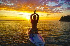 Mendums Pond Sunrise Standup Paddleboarding and Yoga | Campus ...