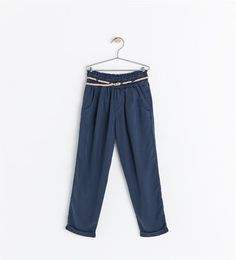 Trousers - Girls - Kids | ZARA Iceland
