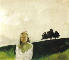 Her Daughter II, Andrew Wyeth