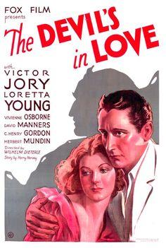 The Devil's in Love (1933) Victor Jory, Loretta Young, Vivienne Osborne