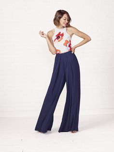 Paper Crown Senita Top and Scottsdale Pant