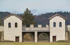 Römerkastell Vetoniana in Pfünz | Kult-Urzeit