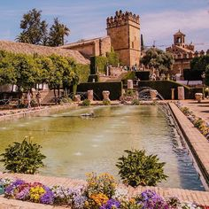 New travel post on boldblissblog.com, talking about the most beautiful places in Cordoba. #alcazar @tourisminspain @lonelyplanetes