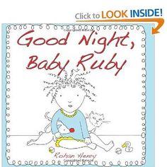 Good Night, Baby Ruby: Rohan Henry: 9780810983236: Amazon.com: Books