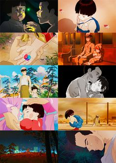 "I literally sat and cried for hours during and after this film ended. ""Why must fireflies die so young?"" - Grave of the Fireflies"