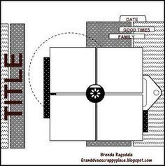 Image result for scrapbook sketches