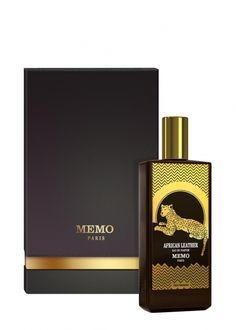 African Leather Eau De Parfum 75ml