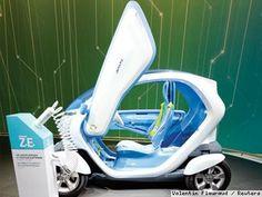 Carros eléctricos põem motores das universidades a funcionar