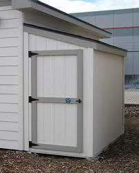 Garden Sheds With Lean To lean to shed building completed. | 6x10 shed plans | pinterest