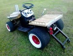 Yard Tractors, Tractor Pulling, Riding Lawn Mowers, Red Wagon, Pedal Cars, Mini Bike, Go Kart, Rats, Hot Rods