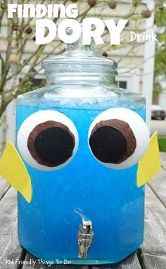 "27 Fin-tastic Ideas for a ""Finding Dory"" Movie Night at School - PTO Today"